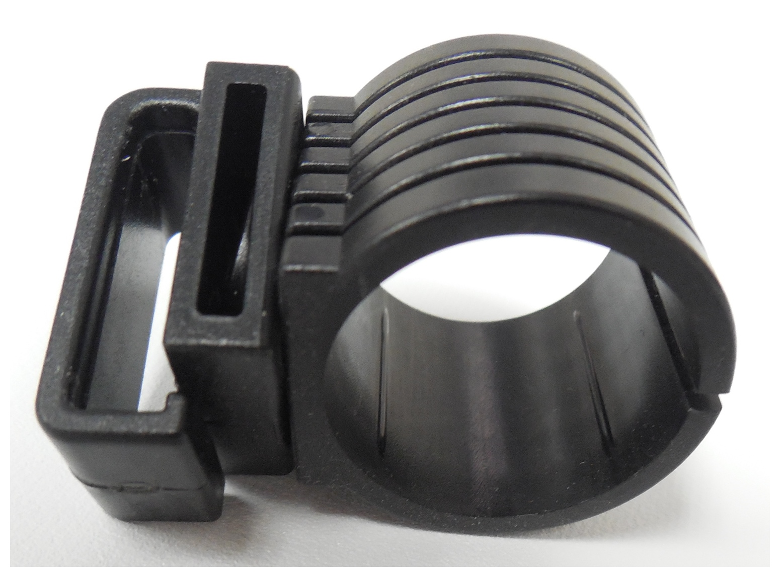 Snorkel & Expansion Slot Clip Black by Marine Sports Manufacturing