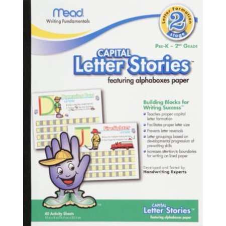 Mead Capital Letter Stories