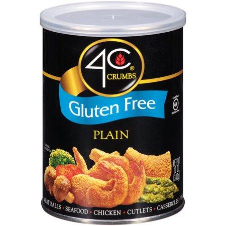 Image of 4C Gluten Free Plain Crumbs, 12 oz