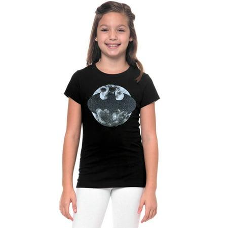 DC Comics Superhero Girls Batgirl Batman T-Shirt - Black](Dc Comic Girls)