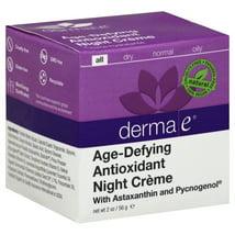Facial Moisturizer: Derma E Age Defying Night Cream