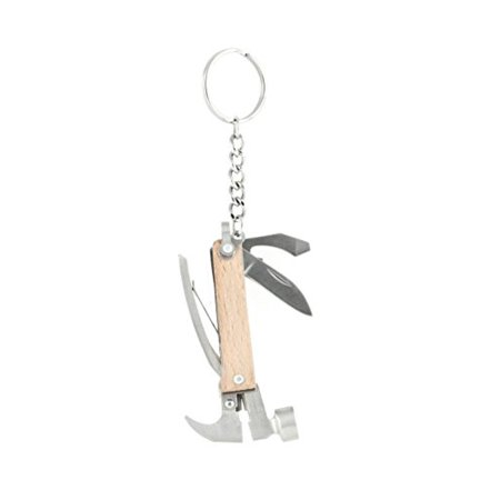 Kikkerland KR13 Mini Hammer Tool Keyring