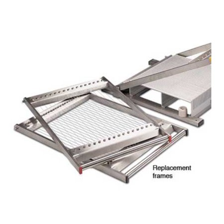 JB Prince 15mm Cutting Frame For B701 Confectionary Cutter (Guitar ...