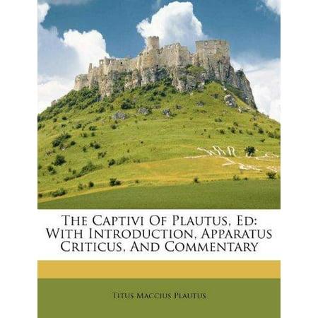 The Captivi of Plautus, Ed - image 1 of 1