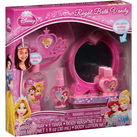 1029096b0604d Disney Princess Royal Bath Vanity Gift Set, 5 pc