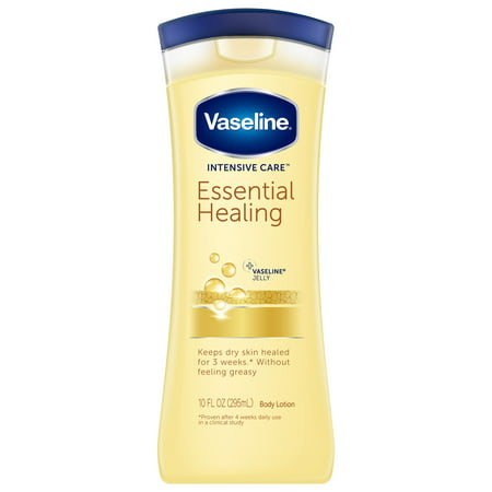 Vaseline Intensive Care Essential Healing Body Lotion, 10 oz Care Products Gel Body Lotion