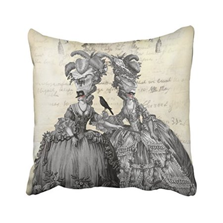 WinHome Decorative Pillowcases The Halloween Ball Throw Pillow Covers Cases Cushion Cover Case Sofa 20x20 Inches Two Side](Halloween Sofia The First)