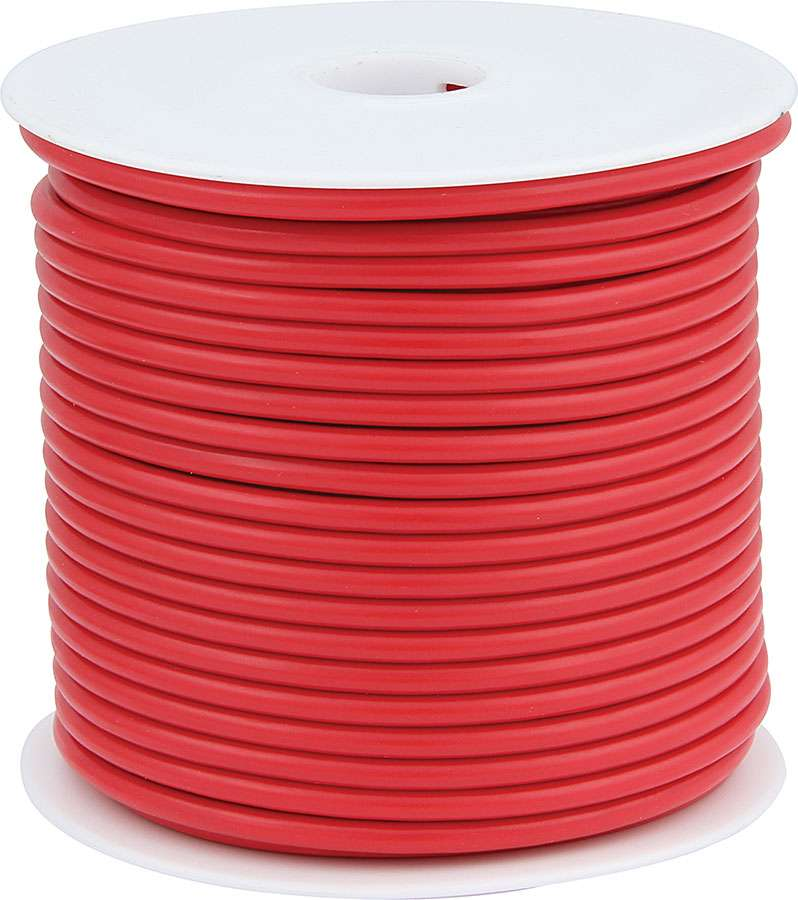 Allstar Performance 10 Gauge Wire 75 ft Roll Red P//N 76575