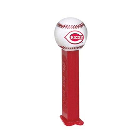 Pez Dispenser Displays   Cincinnati Reds  12 Packs  Cincinnati Reds Pezbbcin12