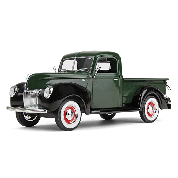Firstgear 1940 Ford Pickup Truck Yosemite Green / Black 1...