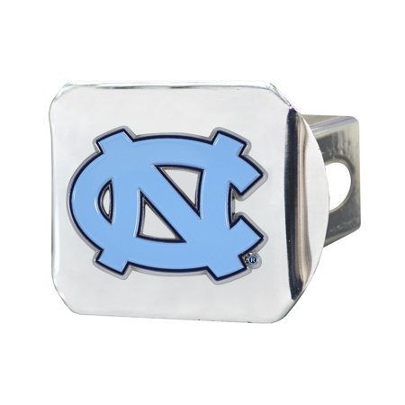 University of North Carolina - Chapel Hill Color Hitch Chrome