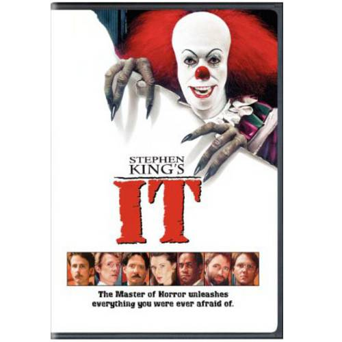 IT (DVD/STEPHEN KING)