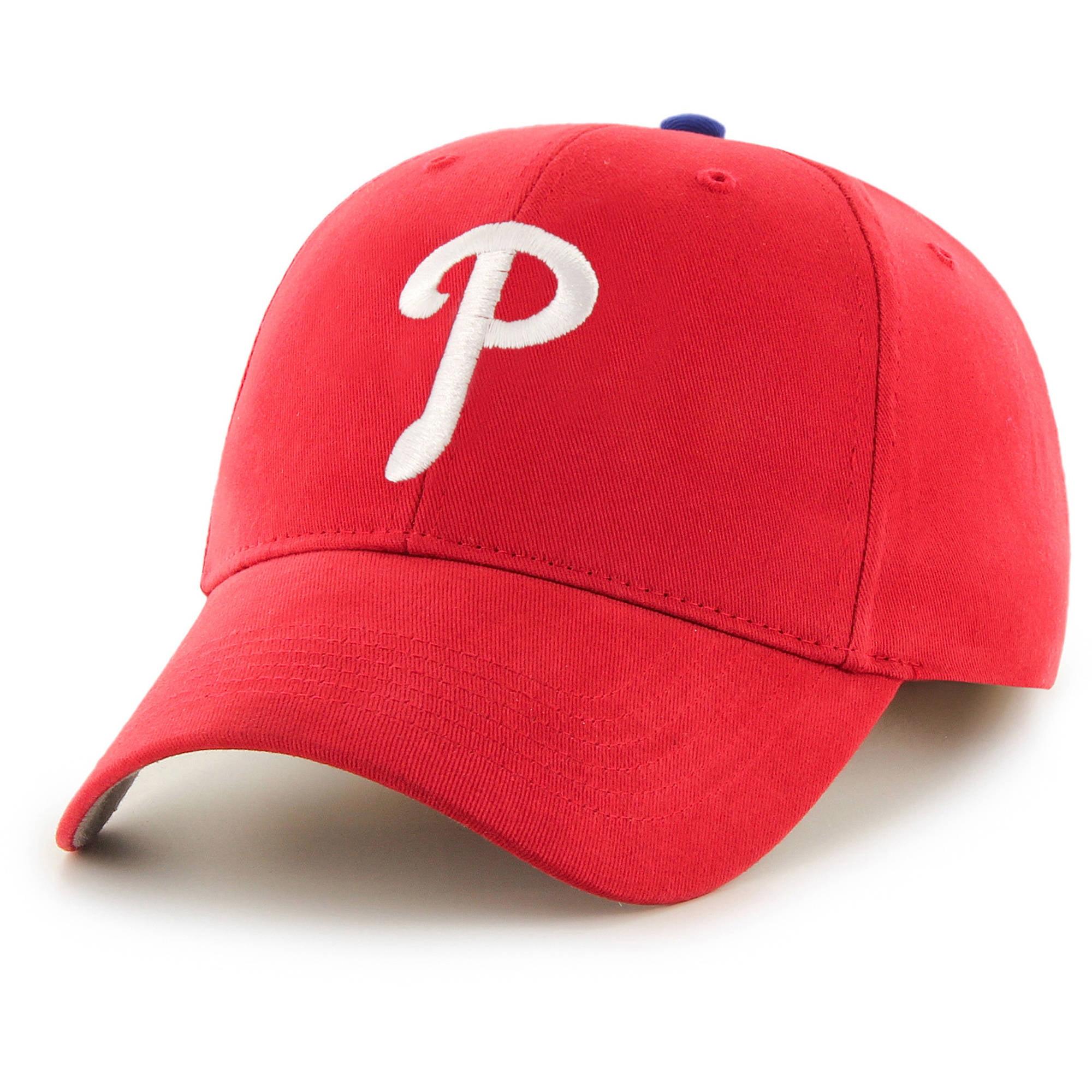 MLB Philadelphia Phillies Basic Cap / Hat by Fan Favorite