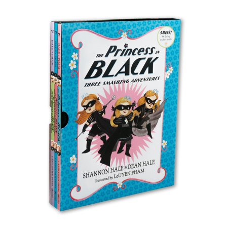 The Princess in Black: Three Smashing Adventures - Princess In Cursive