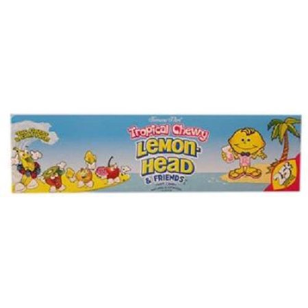 Product Of Ferrara Pan, 25C Lemonhead Tropical Chewy, Count 24 (0.8 oz) - Sugar Candy / Grab Varieties & Flavors](Ferrara Pan Candy)