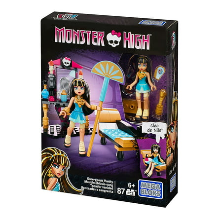 Club Ship (Mega Construx Monster High Spectra Vondergeist Ghostly Gossip Column Building Kit, Buildable newspaper club office includes a lamp, a stand.., By Mega Bloks Ship from US)