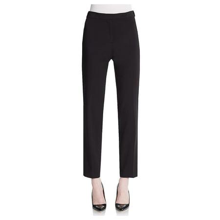 Calvin Klein Womens Taper Leg Ankle Length Skinny Pants