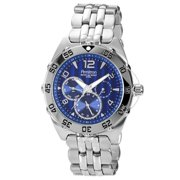 Men's Stainless Steel Sport Watch, Stainless Steel Bracelet