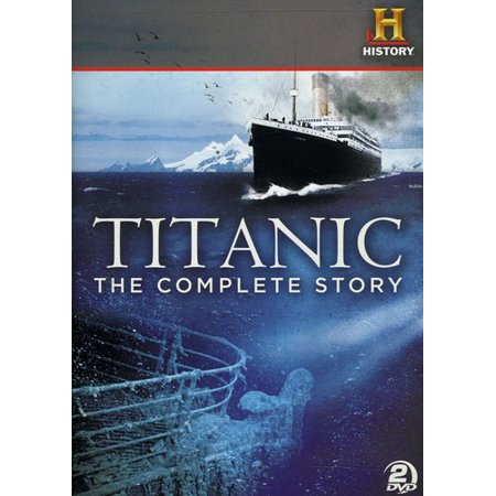 Titanic  The Complete Story  Dvd