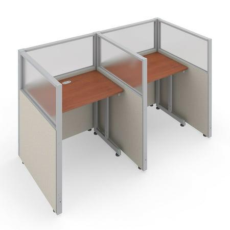 Ofm Rize Unit Vinyl Polycarbonate Computer Workstation