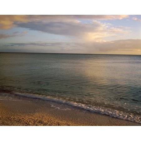 Gulf Of Mexico Sanibel Island Florida Poster Print By Panoramic Images  16 X 12