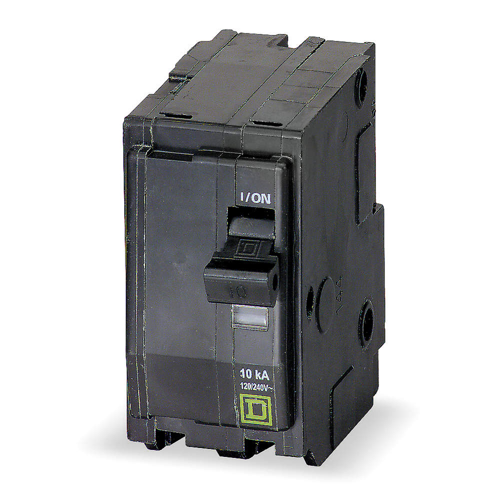 SQUARE D Plug In Circuit Breaker QO210
