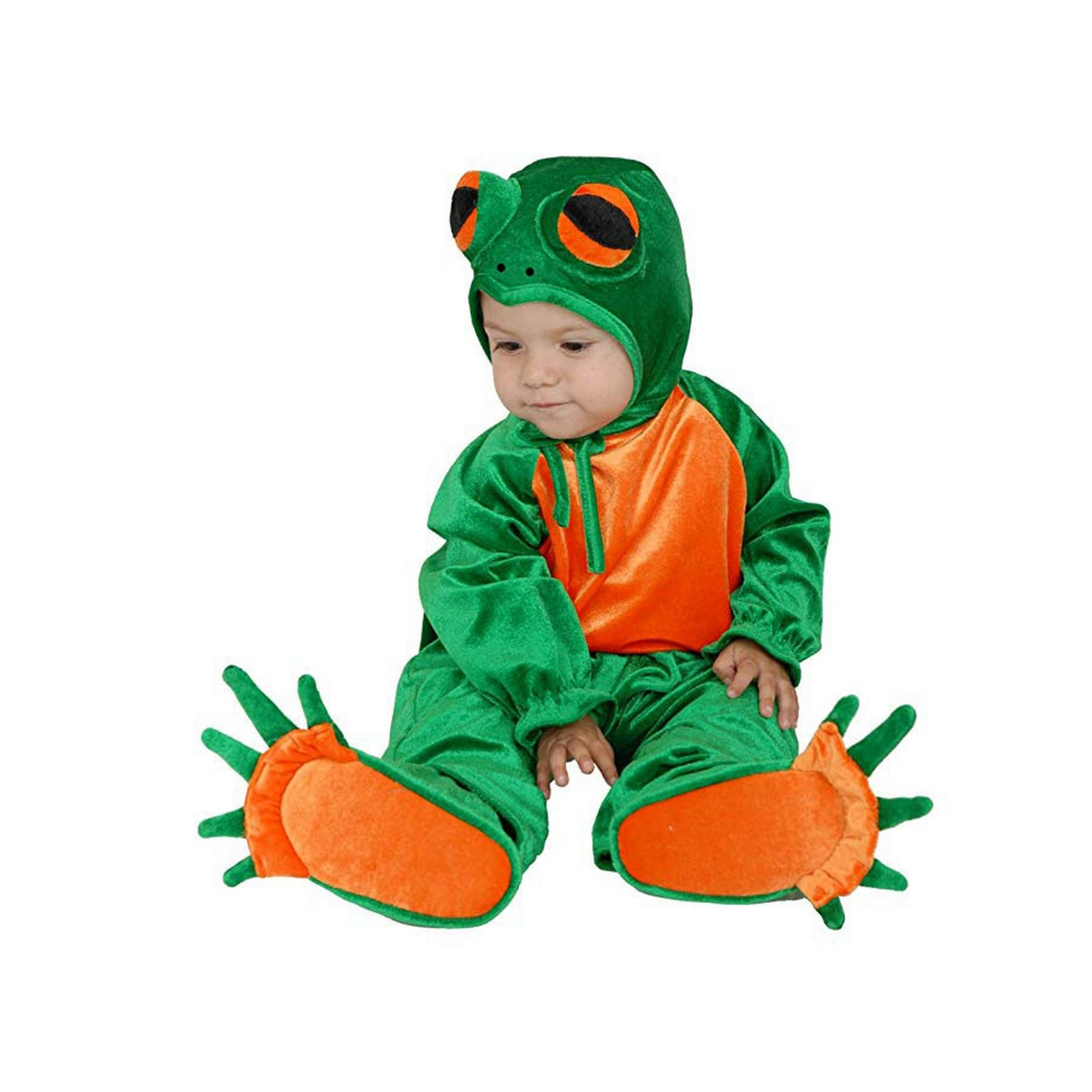 Halloween Little Frog Infant/Toddler Costume