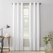 No. 918 Montego Casual Textured Grommet Curtain Panel