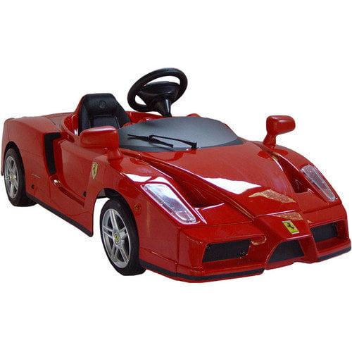 Big Toys Enzo Ferrari 12V Battery Powered Car