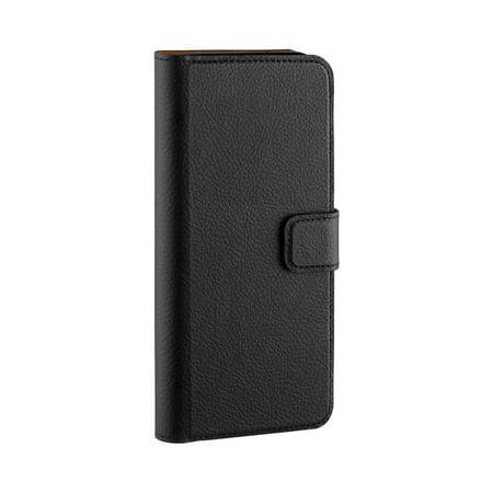 reputable site bdb0c f5aea Xqisit Huawei P20 Lite Black Slim Wallet case - 31858