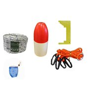 """Best Crab Traps - KUFA Sports Crab Trap Accessories Combo, 5/16"""" x100 Review"""