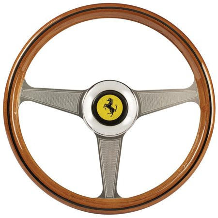 Guillemot Thrustmaster Ferrari - Thrustmaster 2960822 Ferrari 250 GTO Vintage Add-On Wheel
