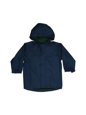 Western Chief Solid Nylon Rain Slicker Coat (Little Boys & Big Boys)