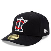 Minnesota Twins New Era 2021 Batting Practice Low Profile 59FIFTY Fitted Hat - Navy