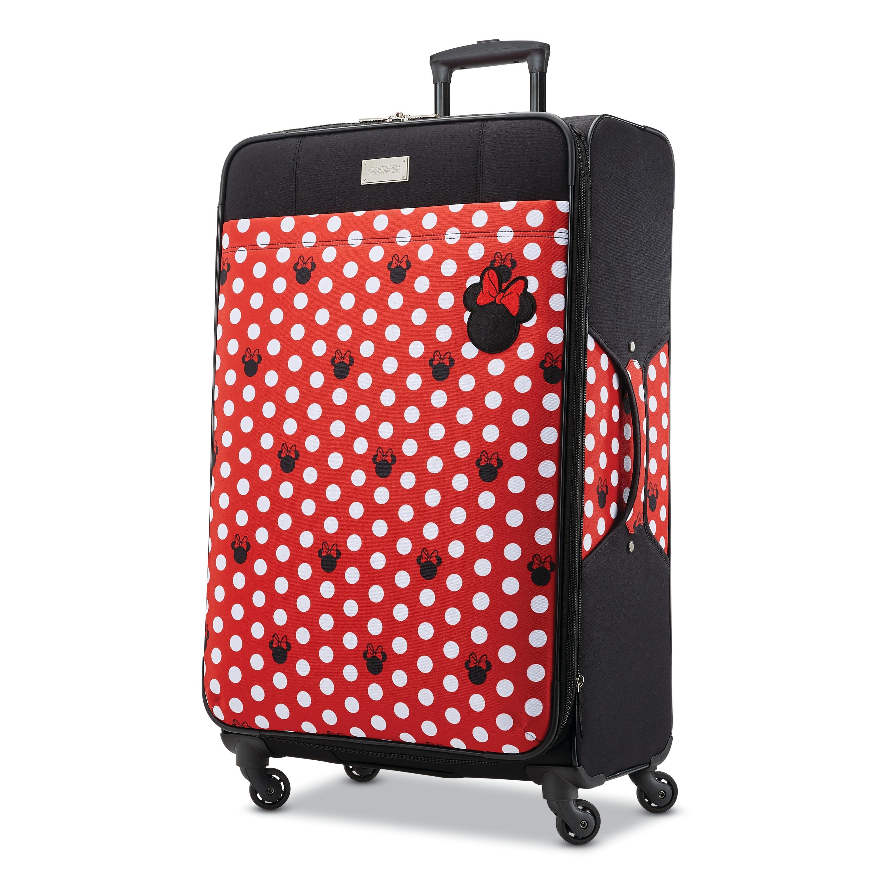 "American Tourister Disney 28"" Softside Spinner Kids Luggage"