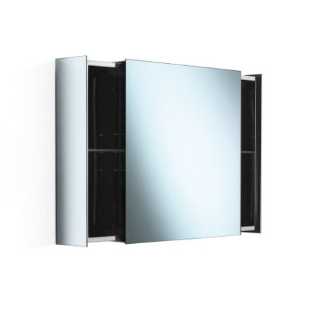 Ws Bath Collections Pika 51513 24 Single Sliding Door Mirrored