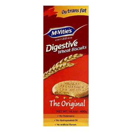 - McVities Digestive Wheat Biscuits, 14.1 Oz (Pack of 12)