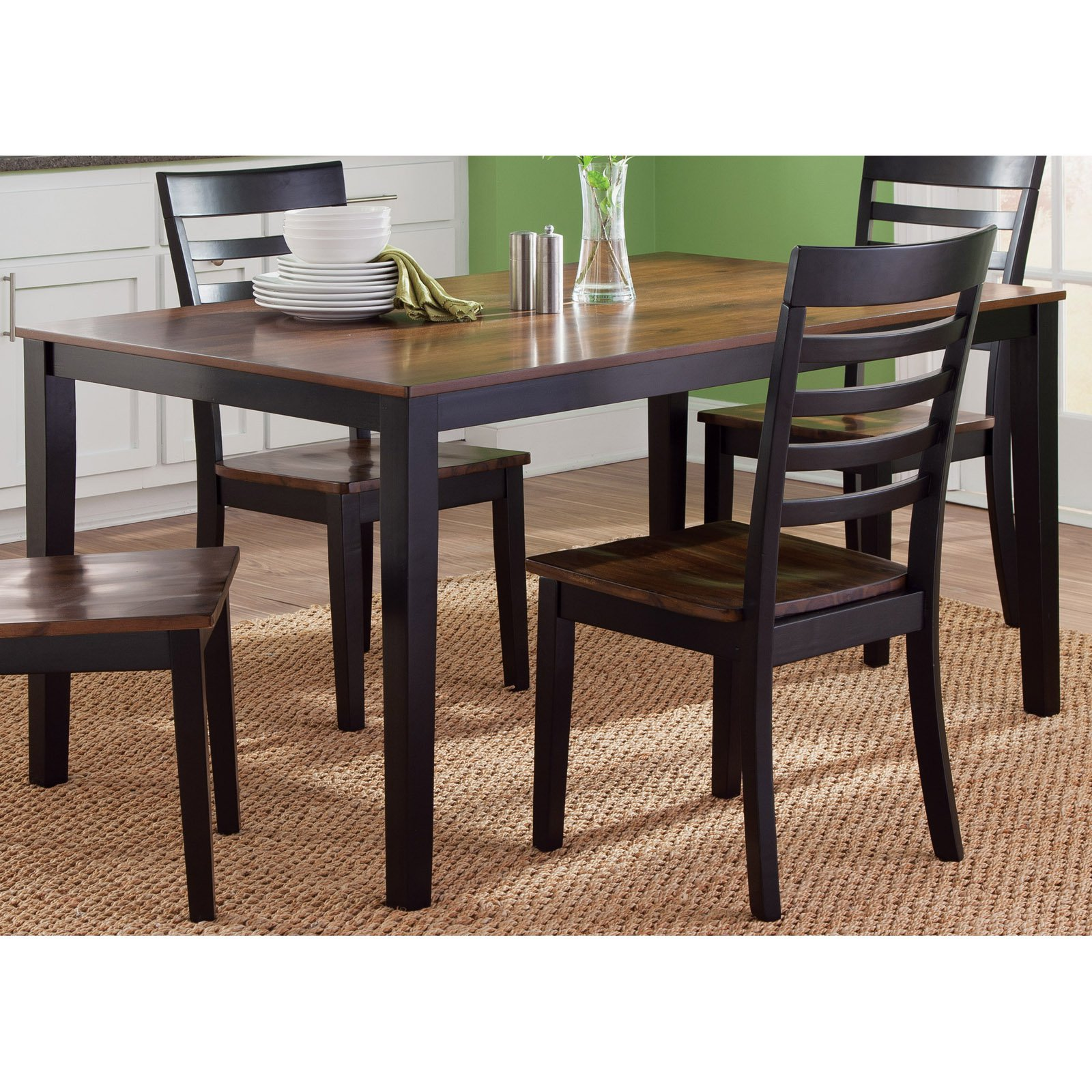 Liberty Furniture Industries Cafe Rectangular Dining Table