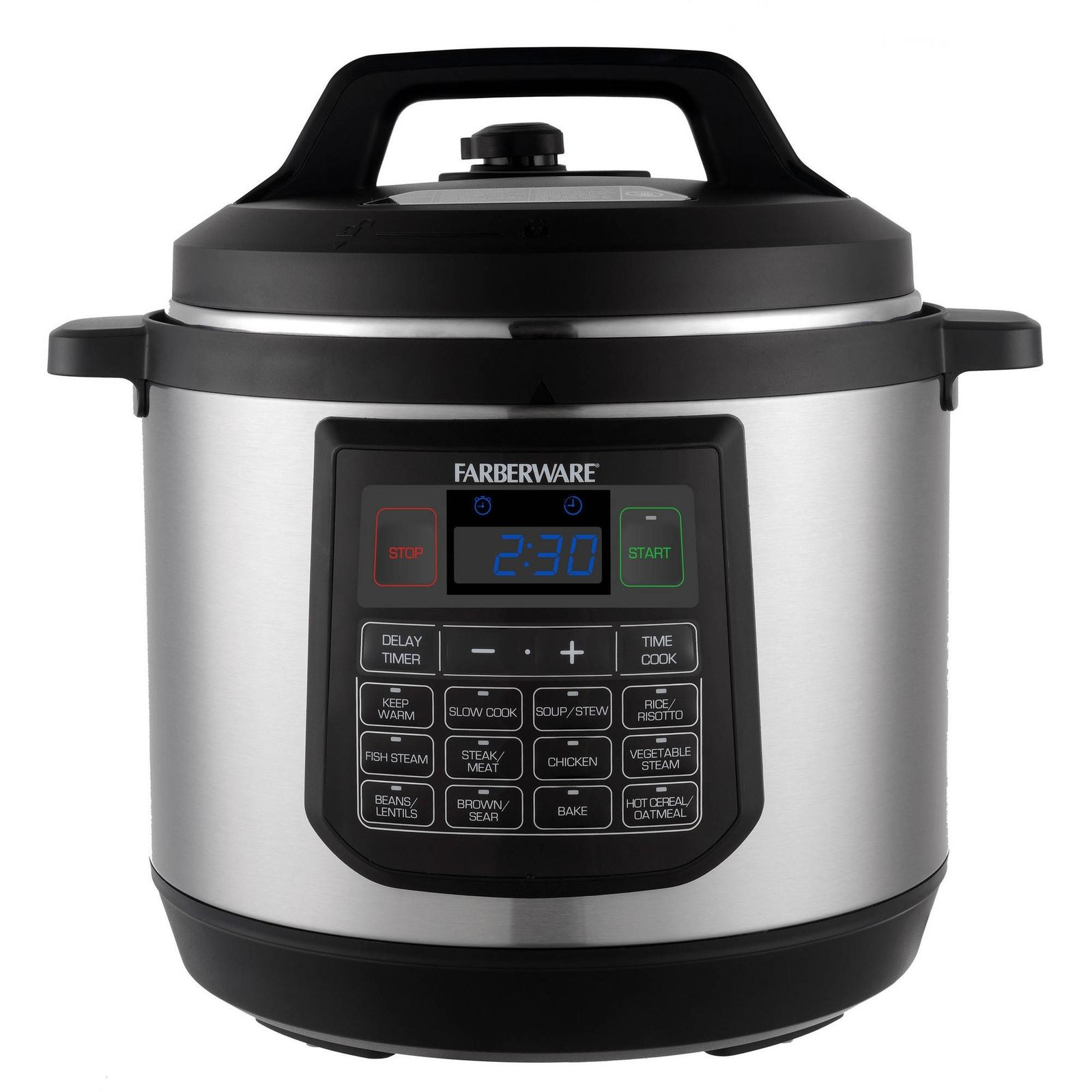 how to pressure cook on an instant pot