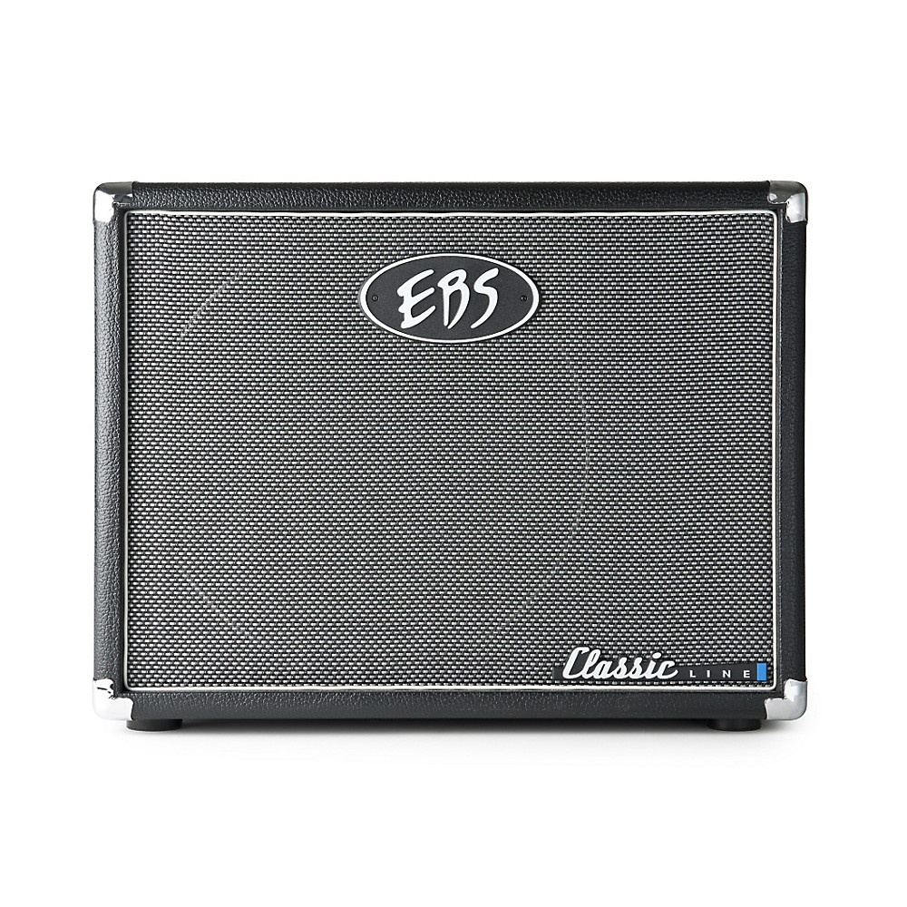 "EBS ClassicLine 112 1x12"" Bass Cabinet Black"