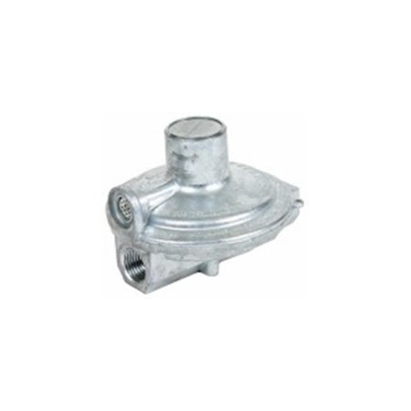 Manufacturing Inc 59013 Regulator Propane Single Stage The  Single Stage Propane Regulator is for connecting a free-standing gas bottle to a grill or other low-pressure gas appliance.FeaturesMaintains a constant 11 in. water column propane pressure200,000 BTU/HRSingle stage- SKU: ZX9ORGL83248
