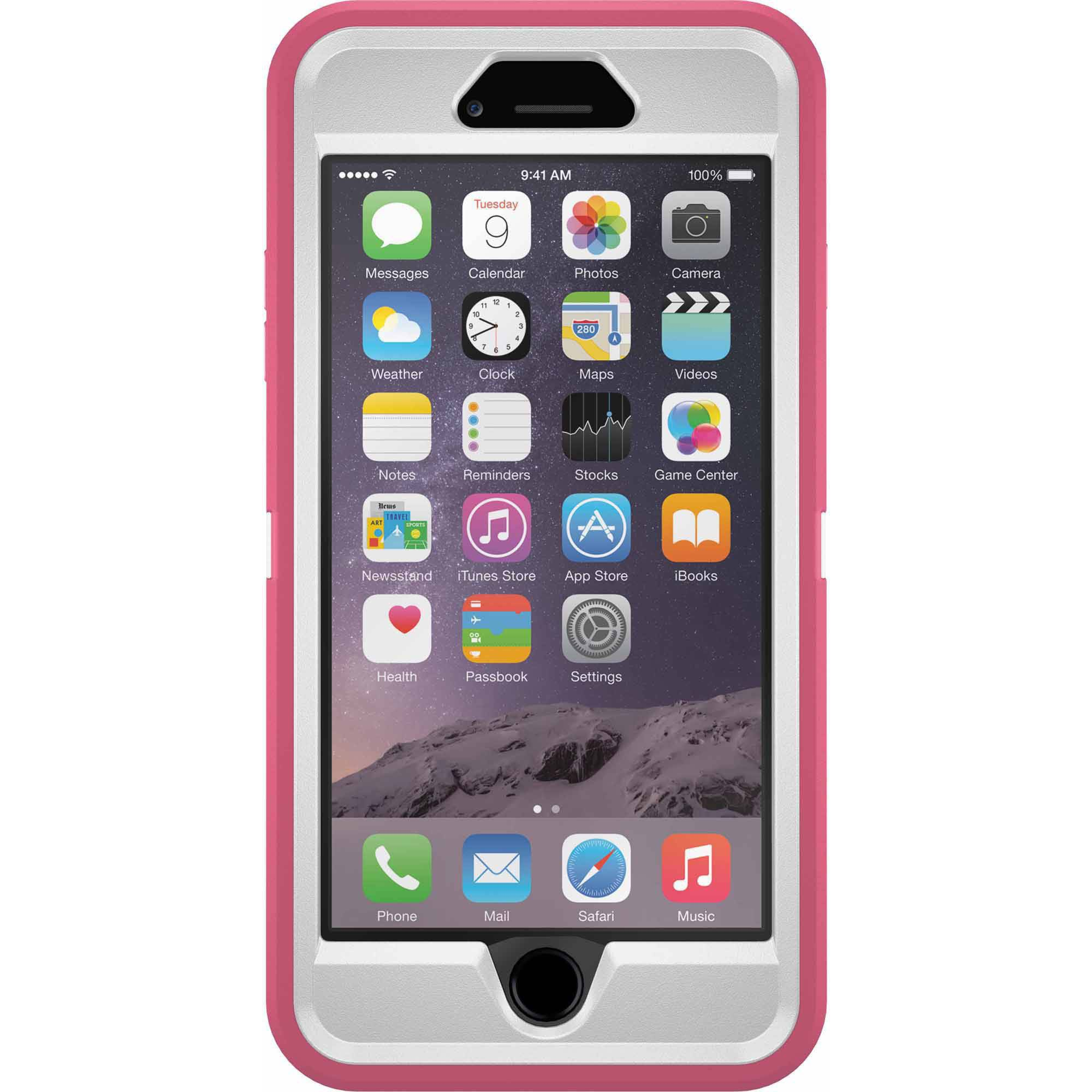 iPhone 6 plus 6s plus Otterbox defender case 865fa11364