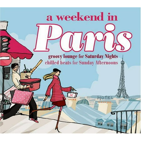 Weekend in Paris (CD) (Digi-Pak)