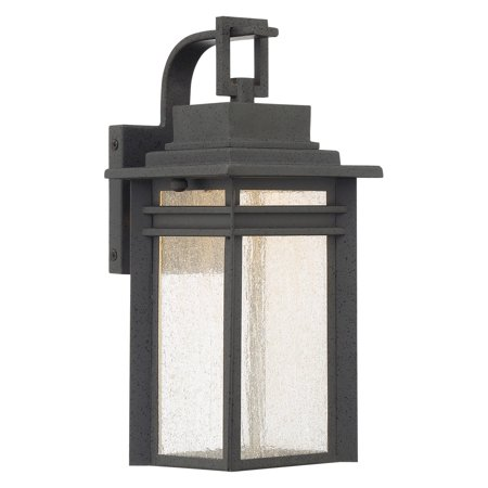 Quoizel Beacon BEC8406SBK Outdoor Wall Sconce