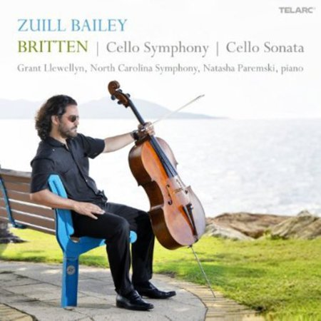 British Cello Sonatas (Britten: Cello Symphony / Cello)