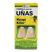 Hongo Killer Nails & Toenails Antifungal Liquid Treatment Formula. 1 Fl.Oz.