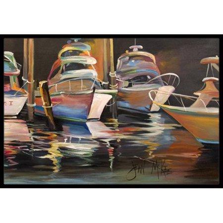My Welcome Chase (Sea Chase Deep Sea Fishing Boats Door)