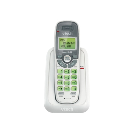 VTech CS6114 DECT 6.0 Cordless Phone System (without Digital Answering System)