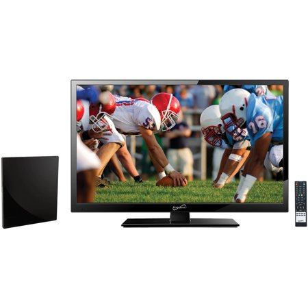 Supersonic 19  Class   Hd  Led Tv   720P  60Hz  Sc 1911  With Triquest 41702 Omnidirectional Antenna