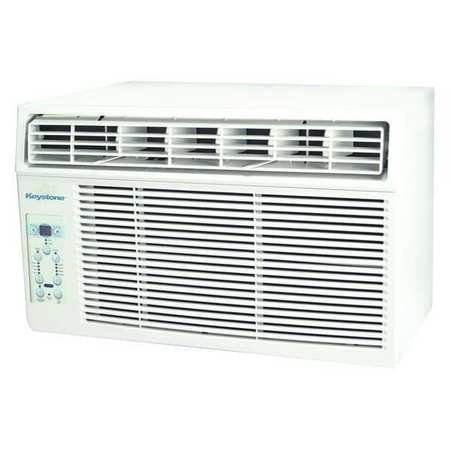 Keystone KSTAW12B 12,000 BTU Window Air Conditioner White